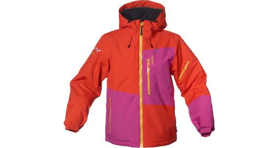 """""""Isbjörn Junior Offpist Ski Jacket SunPoppy"""""""